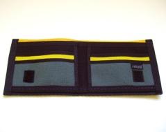Interior of our standard billfold wallet