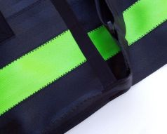 The M-6 in black and lime.