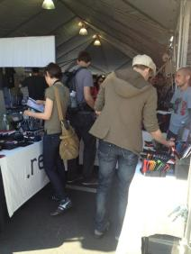 retool booth at Maker Faire 2013