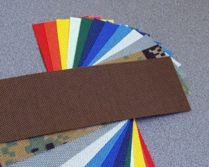 Here are some of the color options for the wallet interior.
