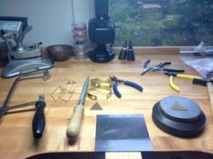 Mmmm... tools.