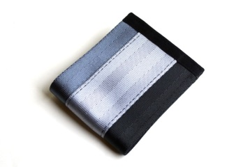 Triple stripe wallet